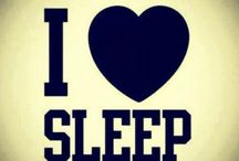 I LOVE SLEEP