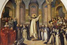 Saint Dominique Guzman (1170-1221)