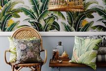 Tendance - Urban Jungle / Ambiances tropicales