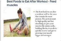 FoodsToEatAfterWorkout