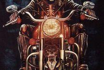 moto  dibujos