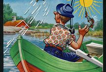 images de pêcheurs