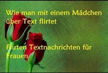 Flirten Textnachrichten für Frauen