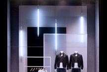 Calvin Klein / Soluzioni per vetrinistica made in Italy