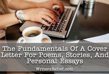 Write On! / Writerly advice & inspiration