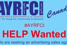 General Company Info / Posts related to AYRFCI in general rather than to specific communities.