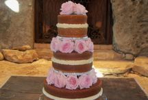 Naked Cakes / Bare cakes with limited frosting