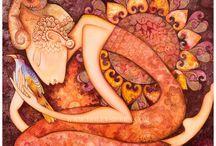 Wonderful Art / by Dizzy Bird Pottery Canada