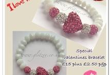 Valentines day / Bracelets of love