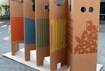 biombos carton