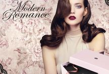 ModernRomance / Romanticismo e femminilità, le parole d'ordine della GLOSSYBOX di Novembre http://bit.ly/HzsCvg