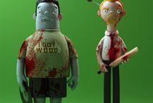 Pegg & Frost / Simon Pegg and Nick Frost