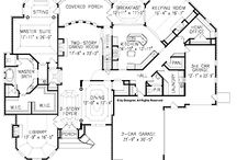 future FLOORPLANS / by Melissa Lampkins