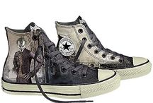 Converse Shoes / Custom Converse created shoes