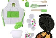 kids-cooking / by Karrie Creason