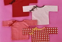 Sewing - baby/kids clothes