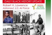 Daily Black History Update / Date specific topics from Black History / by HCASC (Official)