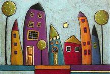 malby a vzory