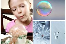 Winter Kids Activities / Things to occupy or try with the kids through the winter.