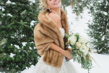 Winter Wedding / Inspiration for a wedding in the winter