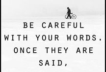 Quotes / by Tammy Swartz