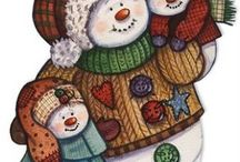 Snow Men That Will Melt Your Hearts