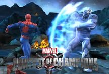 MARVEL Contest of Champions level 23 E01 StoryQuests  Walkthrough GamePlay Android Game