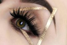 #futuristic make-up