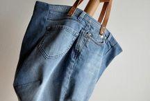 Blue Jeans, Denim, Crafts DIY