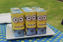 Birthday partying!