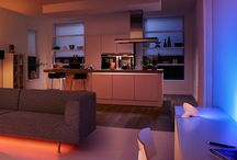 philips hue / by Catharina Lelieveld