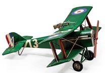 Amelia Earhart Model Aeroplane Collection