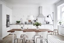 Ideas and inspiration for a Nordic-style kitchen