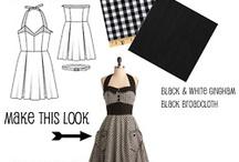 платья шитые