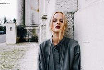 Budatin castle / Fashion editorial
