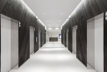 Interiors - Lift Lobby