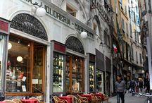 Genoa Italy - Genova Italia