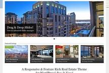 Real Estate Website / by Jarad Hull
