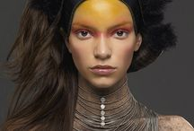 Autochtone et tribal / Costume makeup And tribal