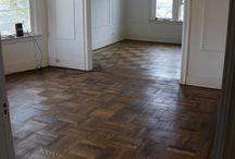 Parquet floors