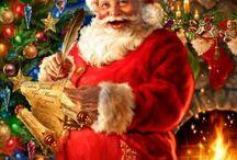 Magia do Natal / https://www.pinterest.com/djgenzlinger/magic-of-christmas/