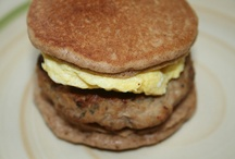 Breakfast- Grain Free and Paleo Friendly / by Sheilla Salinger
