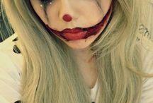 Halloween 15 / Client ideas for make-ups