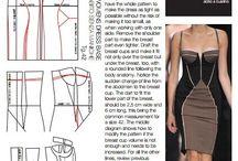 Konstrukcje / Sukienka