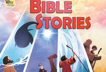 Best of Bible Stories / God sent His Son, On earth He is born; Read stories of miracles, And how faith brings a new morn.