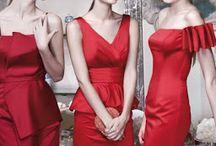 vestidos de las damas