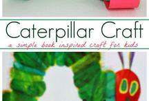 Very hungry caterpillar preschool