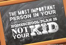 homeschool planning / by Yvonne O