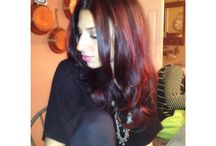 My hairstyles / by Stephanie Ney
