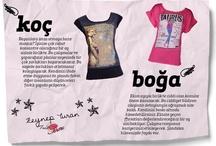Ekim Ayı Olé Fashion Astrologer Burç Yorumları